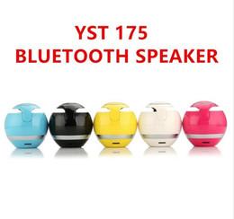 Nuevo tipo YST-175 Altavoz Bluetooth Inalámbrico con manos libres Llamadas FM TF Tarjeta Bluetooth Multifunción Bluetooth Altavoz para teléfono 7 Tablet PC desde fabricantes