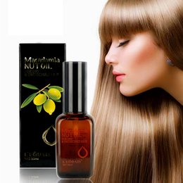 hair damage Coupons - Morocco Argan Oil Hair Care Essential Oils Healthy&Beauty Perfume Scent Hairdressing Shampoo&Conditioner Free Shipping Gift 50ML
