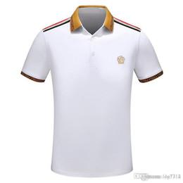 Mutter & Kinder Bolubao Marke Slim Fit Männer Polo Shirts 2019 Sommer Neue Streifen Der Männer Polo-shirt Stickerei Casual Männlichen Polo Shirts T Top