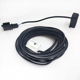 mikrofonanschluss Rabatt Mikrofon Kabel MIC Line Adapter 12Pin Buchse für 206 207 307 für C4 C2 RD4 RD43 RD45 Radio Auto
