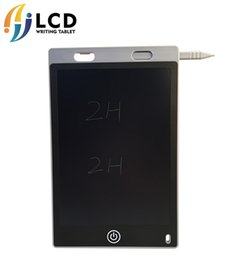 Wholesale Hot 14 Years Girls - 2018 hot selling LCD Writing Board 8.5 Inch Memo Whiteboard Kids Electronic Blackboard for School Children Drawing Playing write tablet