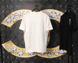 133f80ad75969 18ss new Europe Luxury London Hip Hop T B Tee Skateboard de alta calidad  Cool T-shirt Hombres Mujeres Ropa Algodón Casual Camiseta G hip hop ropa  europa en ...