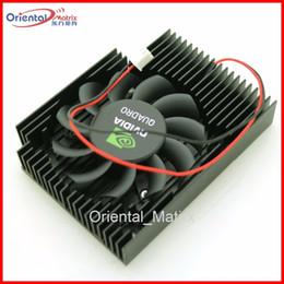 2019 ventilador de refrigeração nvidia Frete Grátis EFB0612HHA DC12V 0.25A VGA Cooler Para NVIDIA MXM MXM2 Gráficos / Placa de Vídeo Cooler Ventilador De Refrigeração 2Pin desconto ventilador de refrigeração nvidia