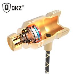 QKZ X5 Écouteur Dernière Marque Originale Super Bass In-Ear Écouteur avec Micro 3.5mm Hifi Plaqué Or Go Pro Musique Casque Eearphone ? partir de fabricateur
