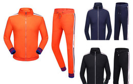 Wholesale pullover black jacket for men - 2018 brand designer Men's jogging suits medusa printed shark hoodies sweatshirt slim fit tracksuits for men jacket sweatshirts M-3XL