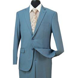 Padrinos de boda esmoquin azul marino online-2018 Barato azul marino novio Slim Tuxedos padrinos de boda gris Tan chal solapa mejor traje de hombre boda trajes de chaqueta de los hombres (chaqueta + pantalones) ST004