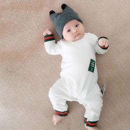 linda ropa para bebé recién nacido Rebajas Joker bebé niñas ropa para niños lindo de dibujos animados bebé mameluco de algodón de una sola pieza mono recién nacido bebé niña ropa 3-24 meses