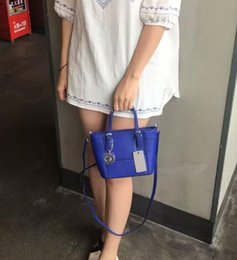 Wholesale Mini Bag Shoulder Strap - HOT! Fashion mini women shoulder bag Delaney pattern female Tote brand small Handbag With Crossbody Strap Colors