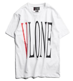 Wholesale Kind Sleeves - Paris limited tee shirt Edison Chan the same kind of loose men and women lovers tide in Europe and the United States Street short sleeves