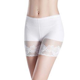 Dünner damenbikini online-Spitze-Frauen-Sicherheits-kurze Hosen-Dame Underwear Pants Seamless Sicherheits-Abschnitt dünne Breathable New