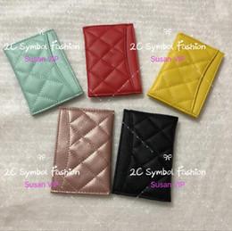 Options de couleur ~ marque de mode Mini Wallet ID titulaire de la carte ? partir de fabricateur