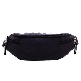 7d6e54d974da Sport Waist Bags Fanny Pack Bags Bum Bag Belt Bag Men Women Money Phone  Handy Waist Purse Solid Free Shipping