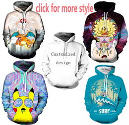 Wholesale Pink Animations - New Fashion Couples Men Women Unisex Clothes Anime Animation 3D Print Hoodies Sweater Sweatshirt Jackets Pullover Top XS-6XL TT141
