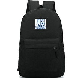 Объединенные рюкзаки онлайн-Рюкзак Southend United FC школьная сумка The Shrimpers Футбольный клуб Daypack Футбольная команда школьный рюкзак Открытый рюкзак Sport Day Pack