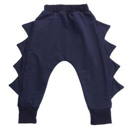 Säuglingskleinkind-nette Jungen-Mädchen-Baby-gestreifte untere Hosen-baggy Harem-Hosen pp. Keucht Legging 0 ~ 4Y von Fabrikanten
