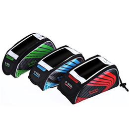 2019 mobiltelefone unter B-SOUL Fahrrad Front Top Tube Bag für unter 5,5 Zoll Handy Bildschirm Touch Halter für Reiten im Freien heiß günstig mobiltelefone unter
