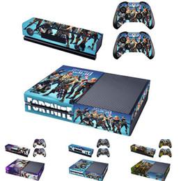 Отличительные знаки контроллера xbox онлайн-21 стили для Xbox One Fortnite Battle Royale защитные наклейки для консоли Microsoft Xbox и 2 контроллера скины наклейки для XboxOne кожи