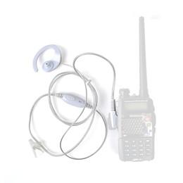 Canada 5 pcs HYS NA-G06H radioamateur G Forme Écouteur Deux Voies écouteur Radio haute fidélité Casque pour TK-348 TK-350 TK-353 TK-360G supplier earpiece two way radios Offre
