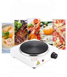 2019 cottura in ghisa Elettrodomestico da cucina 1000W Ghisa Singola Bruciatore elettrico Cottura singola piastra riscaldante con serpentino riscaldante per Family Cooking