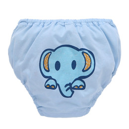 Wholesale Panties For Kids - Kids Baby Diaper Children's Underwear Reusable Nappies Training Pants Panties for Toilet Training Child