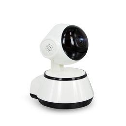 Argentina Cámara de vigilancia inalámbrica de la cámara IP de la cámara IP Nanny Cam con movimiento de inclinación de la cámara panorámica Detección de audio bidireccional WiFi para monitor de bebé Suministro