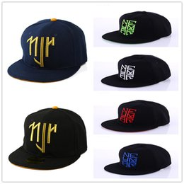 novo ny bonés Desconto 2018 New Bts Neymar NJR Snapback Cap Hip Hop Chapéus  Homens chapéu cd079884440