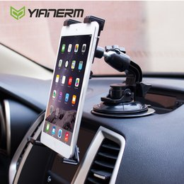 aspirazione della tavoletta Sconti Yianerm Tablet Sucker Car Holder + 108MM Sticky Disk Base Ventosa Supporto per Tablet Tablet per 5-8 pollici Tablet, GPS