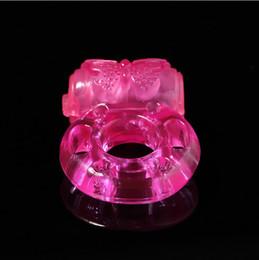 anneaux de coq vente Promotion Anneaux vibrants de pénis vibrants de silicone de vente, anneaux de coq, anneau de sexe, jouets sexuels pour les hommes Vibrator Sex Products adultes jouets érotiques jouet vibrateurs DHL