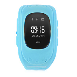Wholesale Baby Watch Camera - Q50 Smart Watch Phone Kid Safe GPS LBS Wristwatch SOS Call Location Tracker for Children Baby Anti Lost Watch PK Q60 Q90