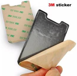Имена сотовых телефонов онлайн-Материал стикера Lycra + 3M и мягкий бумажник сотового телефона силикона название продукта мягкий бумажник сотового телефона силикона