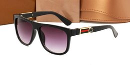 Wholesale Cheap Branded Sunglasses - 2018 Sunglasses Cat Eye Club Brand Designer Sun Glasses Bands Gafas de sol for Men Women Mirror glass Lenses with case Cheap