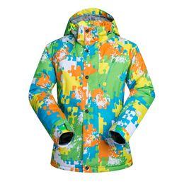 2018 nuovi uomini di alta qualità giacche da sci antivento impermeabile vestiti traspiranti cappotto termico maschile arrampicata snowboard marche di neve supplier men s branded snow coat da cappotto di neve di marca degli uomini fornitori