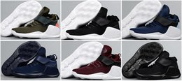 Wholesale Brown School Shoes - Free Shipping Men's athletic Shoes ,Boys' Grade School Basketbal Shoes,New mid-to Sportswear,Causal Sneakers,Basketball Footwear