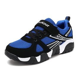 Wholesale factory direct loop - New children's shoes 2018 spring Kids sports shoes foreign trade boys sneakers casual factory direct sales loafers for grils