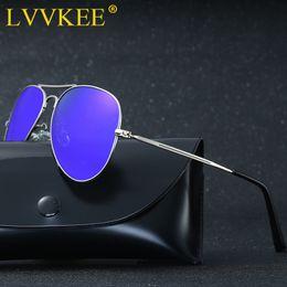 46b51c4130 Hot LVVKEE 2018 Brand Classic Polarized Sunglasses men s 58mm HD Lens  Driving Sun Glasses for women UV400 gafas de sol mujer