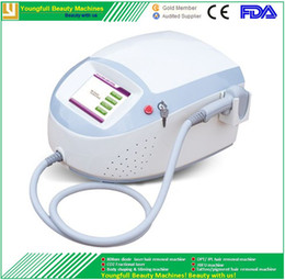 Wholesale Laser Hair Removal Equipment Professional - Professional Chinese beauty machine factory direct sale CE LVD ECM approved portable equipment 810 808nm diode laser hair removal machine