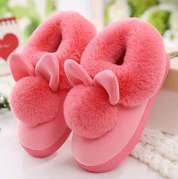 pantoufles superstar chaussures femmes pantoufles hiver nouveau style vache suède intérieur pantoufles ? partir de fabricateur