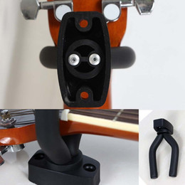 Wholesale Guitar Wall Holders - Guitar Hanger Stand Holder Wall Mount Display Acoustic Electric Hangers in stock fast shipment