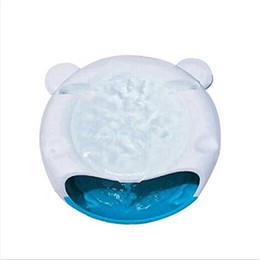 USB Automático Pet Cat Dog Fonte de Água Beber Alimentador Pet Bowl Dish Dispenser Accreate Pet Dog Cat Saudável Higiênico Elétrica Fonte de