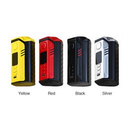 Dna chips online-Denken Sie Vape Finder 250C 300W TC Box MOD mit DNA-Chip Vollfarb-TFT-Bildschirm Nr. 18650 Batterie