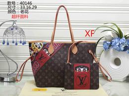 Wholesale tiding leather bags - 2018 new tide female bag female fashion sports handbag Messenger bag shoulder bag handbags Ladies desginer wallets purse with tag handbag 01