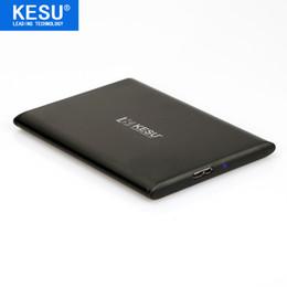 2019 externe festplattenverkäufe KESU Slim 9,5 mm / 0,37 Zoll 2,5