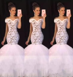 Wholesale China Long Skirts - Vintage White Arabic Party Prom Dresses Cap Sleeve Lace Bodice Tulle Skirt Long Black Girl Formal Evening Dress Pageant Celebrity Wear China