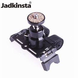 2019 mini transmisor de cámara Soporte para soporte de cámara con 1/4 de bola Soporte de cabeza en bicicleta de motor para cámara réflex digital pequeña Accesorios para fotografía
