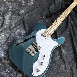 красивые гитары Скидка Китай firehawk гитара горячий продавать высокое качество красивый F TL электрогитара F отверстие, полые гитары,