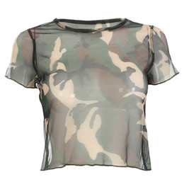 Donna T Per Donne Camouflage Magliette Camicie Online shirt Le in OEwxq6n 7f39d7a2fbc