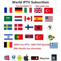 Marvel HD Avrupa IPTV Abonelik 5000 + Live Nordic İsveç Hollandalı Norveç Danimarka Android Tv Box üzerinde Linux Akıllı TV M3U Enigma2 IPTV cheap android box linux nereden android kutusu linux tedarikçiler