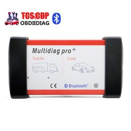 Wholesale Tcs Bluetooth - Multidiag Pro+ ds Newest version .R2   2015.R3 with keygen for Cars Trucks OBD2 Scanner cdp TCS 150 pro plus.