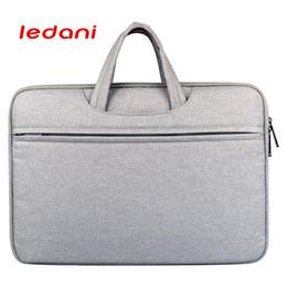 Wholesale 14 Laptop Shoulder Bag - LEDANI Brand Waterproof Crushproof 14 inch Notebook Computer Laptop Bag for Men Women Briefcase Shoulder Messenger Bag Computer