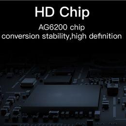 Micro usb male 3.5mm adapter online-Vention micro hdmi zu vga kabel stecker auf buchse vga adapter audio jack micro usb kabel hdmi konverter für xbox ps3 / 4 mit 3,5mm
